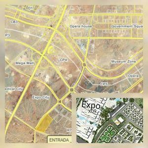 مشروع صروح العاصمة الادارية