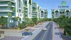 لافيردى العاصمه الاداريه La Verde new capital