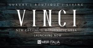 New Capital Compound Vinci