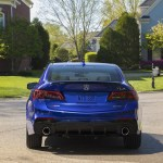 2019 Acura Tlx A Spec Sh Awd Rear Wallpapers 33 Newcarcars