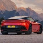 2019 Aston Martin Dbs Superleggera Color Hyper Red Rear Wallpapers 39 Newcarcars