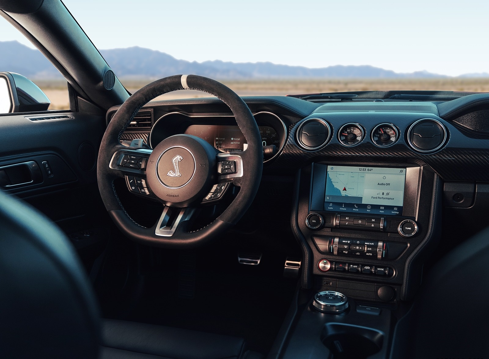 Dearborn is still mum on nearly every critical specification of its new gt500 other than these: 2020 Ford Mustang Shelby Gt500 Interior Wallpapers 113 Newcarcars