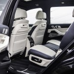 2019 Bmw X7 M50d Uk Spec Interior Rear Seats Wallpapers 52 Newcarcars