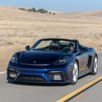 2020 Porsche 718 Spyder Wallpapers 260 Hd Images Newcarcars
