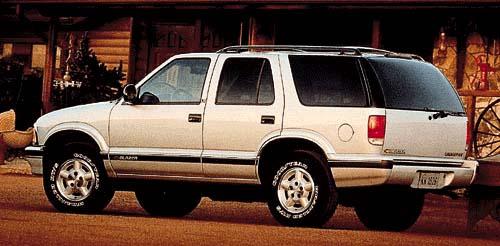 1997 Chevrolet Blazer Review