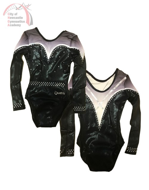 General Gymnastics competition leotard