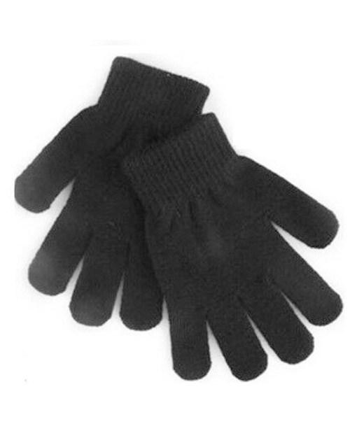 Kids Black Magic Gloves