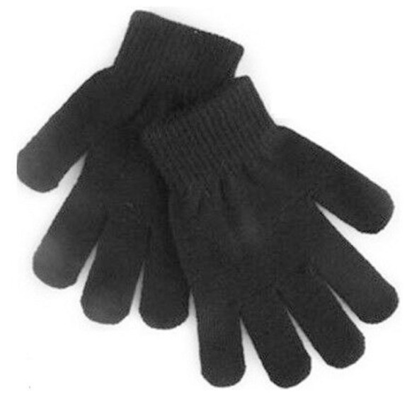Kids Black Magic Gloves