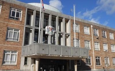 Civic Office Demolition Makes Way for £11million Regeneration