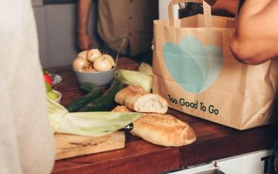 Newcastle-Under-Lyme BID teams up with anti-food waste app, Too Good To Go