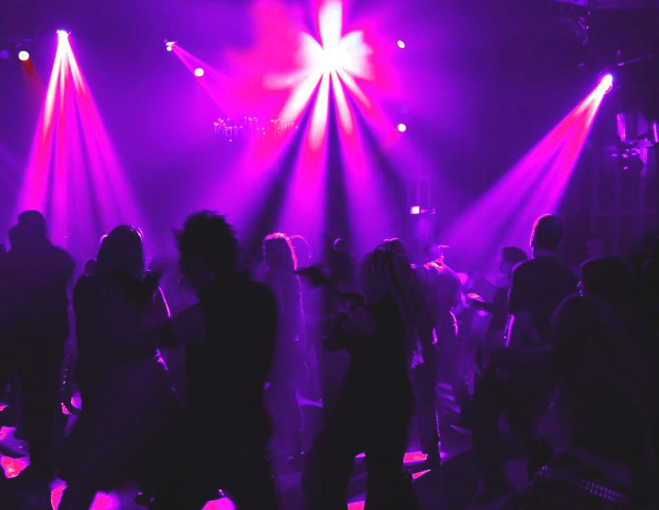 Dance floor?