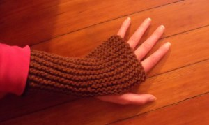 1_Fingerless Glove