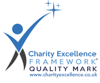 Charity Excellence White BG Logo