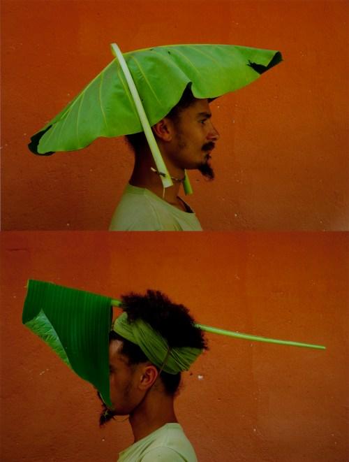 "Paulo Nazareth, ""Sem título,"" 2010, from the series, ""Para tampar o sol de seus olhos."" 69 x 180 cm/Photo: Isabella Matheus"