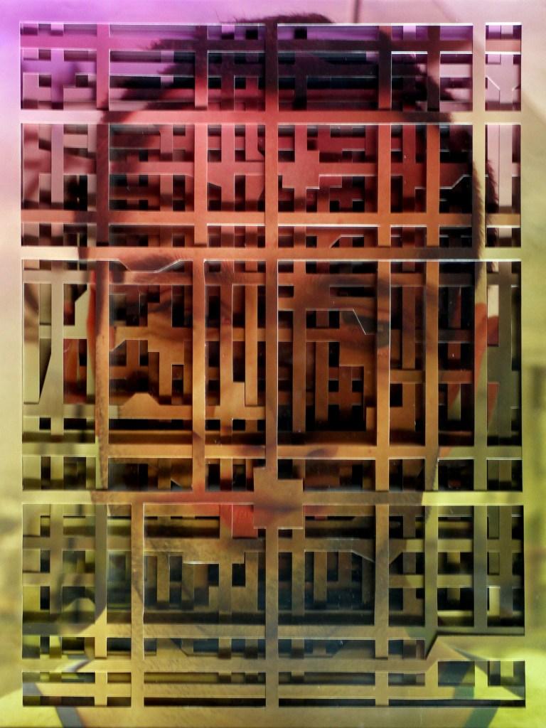 Lucas Simões, O corpo é que paga (The Body Pays For), Desretratos series (Unportrait series), 2016, 10 photos on acrylic (c-print), 30 x 40 cm, courtesy Luciana Caravello Arte Contemporânea