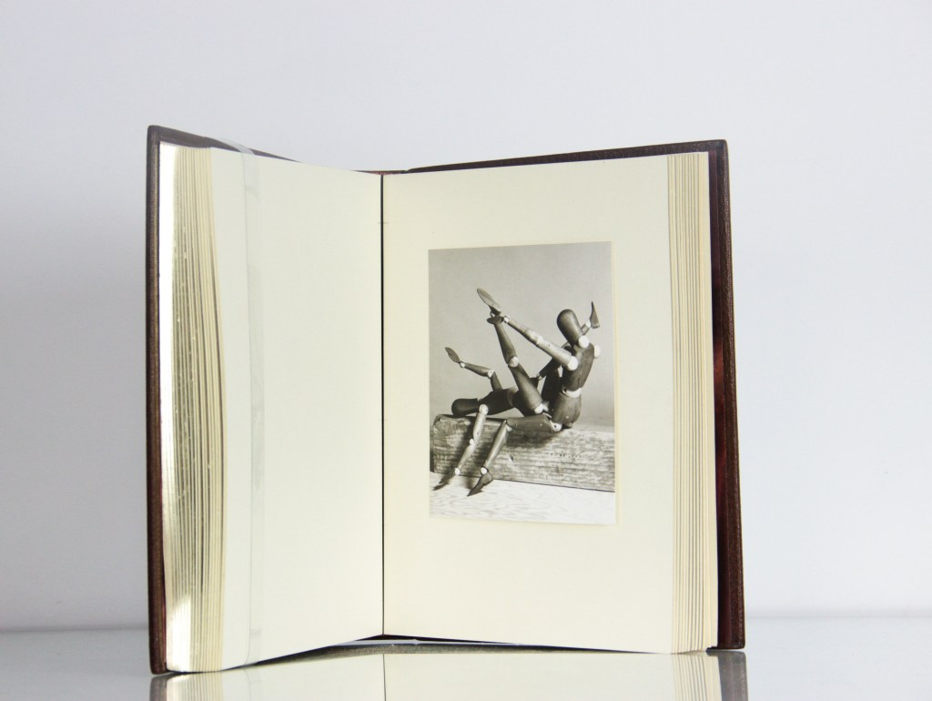 "Man Ray, ""Mr. and Mrs. Woodman"" (1947), 1970 edition 15:15, 27 photos, courtesy Folio Livraria"