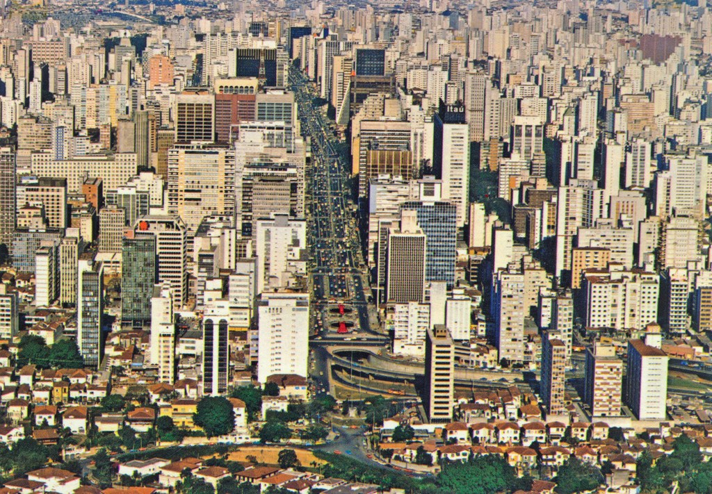 Here There Was A Project Of City A Review Of Avenida Paulista At Masp Sao Paulo
