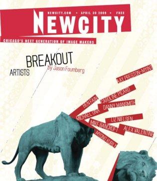 Breakout Artists 2009