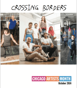 Chicago Artists Month 2015