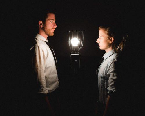 Mike Hamilton and Jessica Anne/Photo: Joe Mazza @ Brave Lux