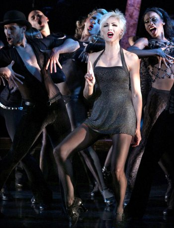 "Amra-Faye Wright as Velma Kelly in ""Chicago""/ Photo: Jeremy Daniel."