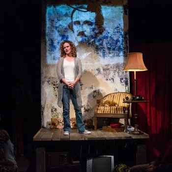 """Syd Blakewell in """"A Life Extraordinary"""" at The Gift Theatre"""