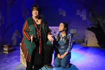 Out of the Quilting Bee and Into the Spelling Bee: A Review of Eleemosynary at AstonRep Theatre Company