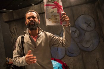 Written From Within for Those Without: A Review of Hobo King at Congo Square Theatre