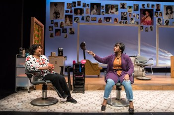 For the Love of Hair: A Review of A Wonder in My Soul at Victory Gardens Theater