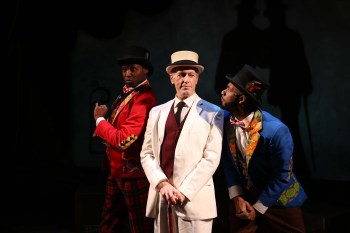 Making Friends with the Truth: A Review of The Scottsboro Boys at Porchlight Music Theatre