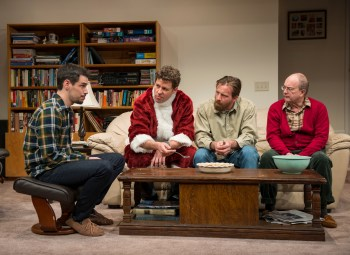 Progress and Privilege: A Review of Straight White Men at Steppenwolf Theatre Company