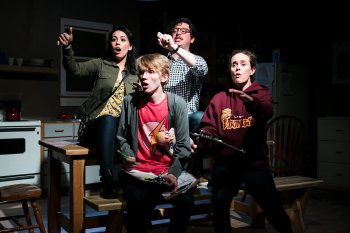 Supper with Satan: A Review of The Snare at Jackalope Theatre Company