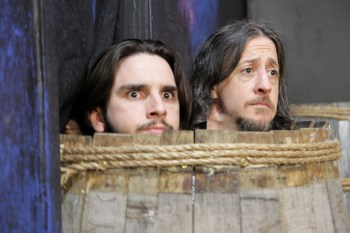 All The World's Offstage: A Review of Rosencrantz and Guildenstern Are Dead at Saint Sebastian Players