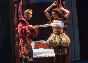 A Not So Smoothly Running Course: A Review of Shakespeare in Love at Chicago Shakespeare Theater