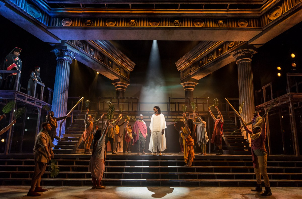 Rise Up: A Review of Jesus Christ Superstar at Paramount Theatre
