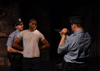 At the Intersection of Race and Duty: A Review of Force Continuum at Eclipse Theatre Company