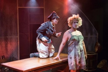 Mein Camp: A Review of Hitler on the Roof at Akvavit Theatre