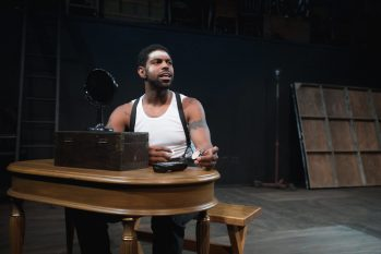 Burning Down The House: A Review of An Octoroon at Definition Theatre Company