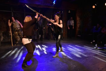 Flips But Falls Flat: A Review of Fight City at The Factory Theater
