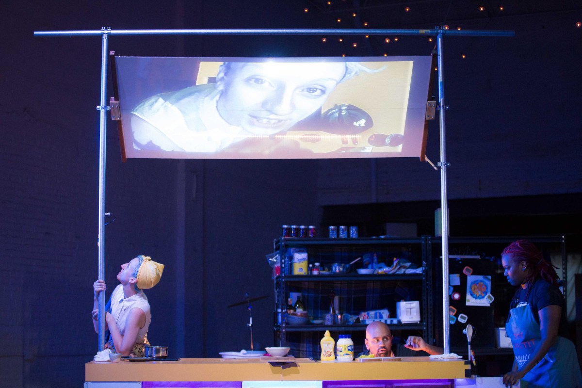 More Than A Meal: A Review of The Food Show at The Neo-Futurists