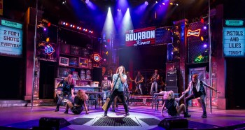 Fight For The Right To Rock: A Review of Rock of Ages at Drury Lane