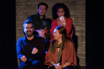 The Music of Diminished Expectations: A Review of I Love You, You're Perfect, Now Change! at Quest Theatre Ensemble