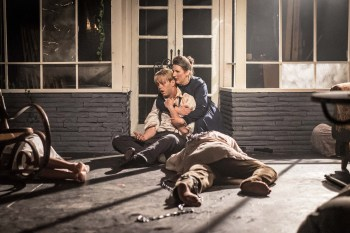 Innocence and Incest and Zombies: A Review of GHOSTS & zombies at Akvavit Theatre