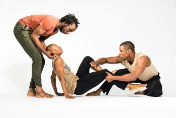 Going Deeper: Deeply Rooted Dance Theater mines pain, healing and spirituality in Fana Tshabalala's INDUMBA