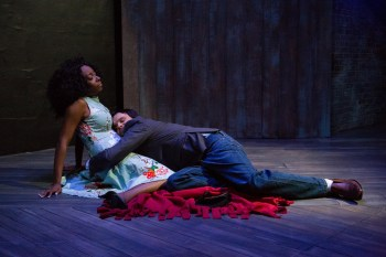 Facing Adulthood: A Review of A Swell in the Ground at The Gift Theatre