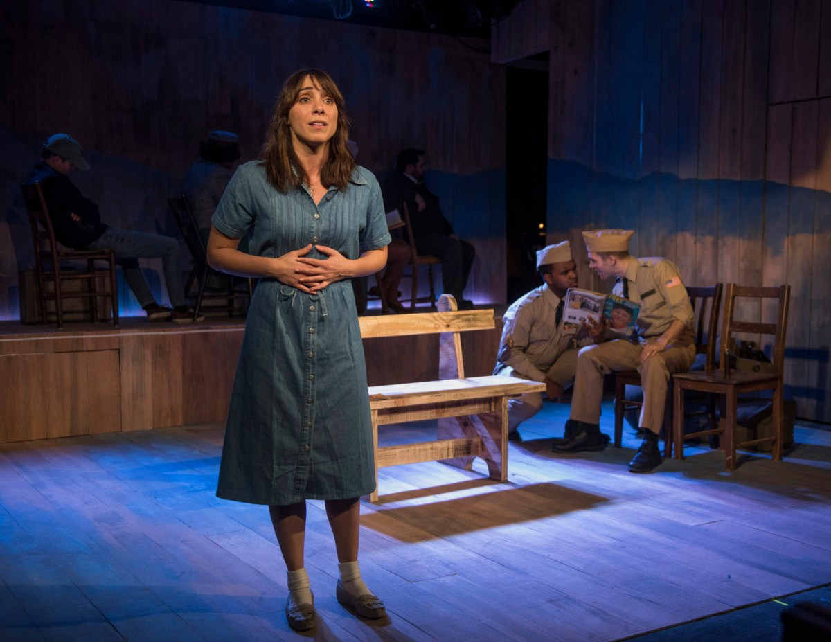 Healing Journey: A Review of Violet at Griffin Theatre
