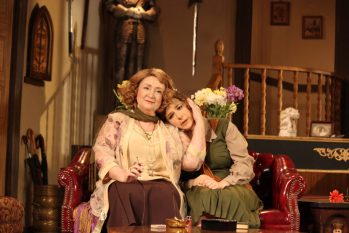 Arduous Affair: A Review of Hay Fever at Saint Sebastian Players
