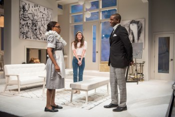 Unprecedented Arrival: A Review of Guess Who's Coming to Dinner at Court Theatre