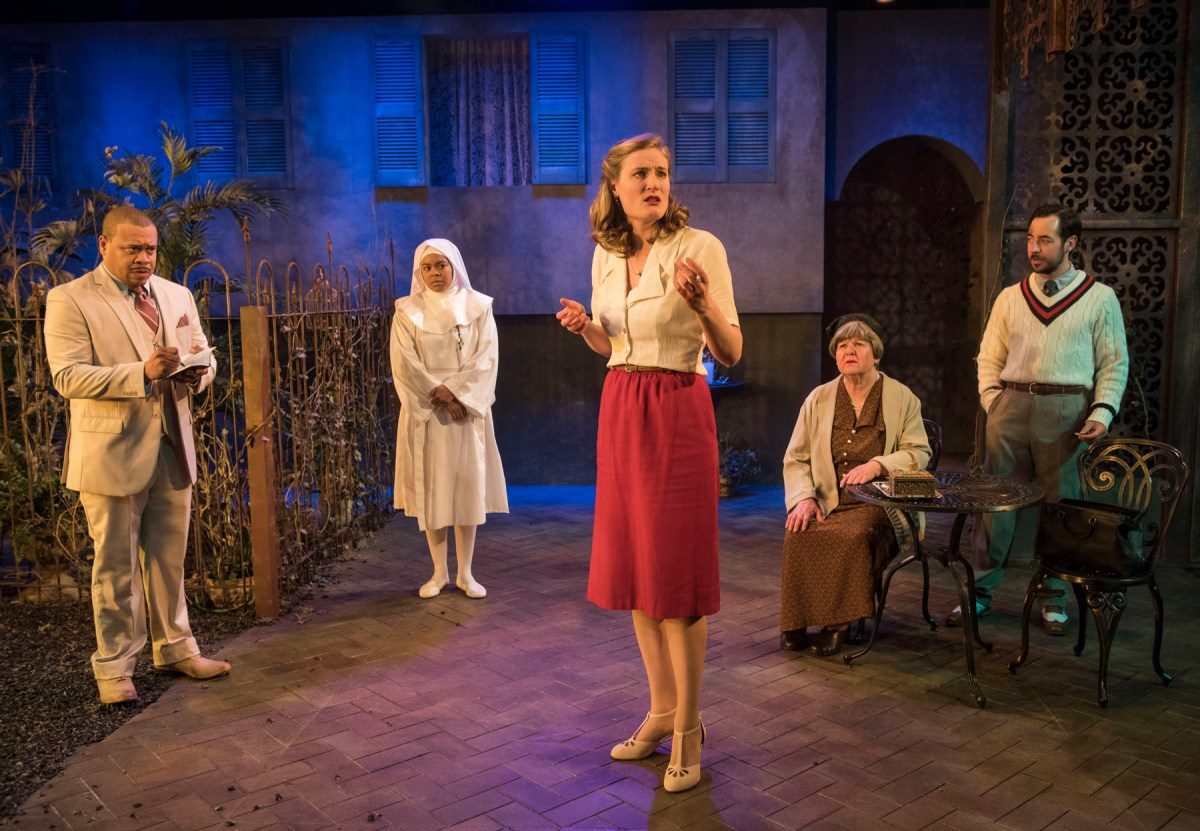 Hazy Season: A Review of Suddenly Last Summer at Raven Theatre