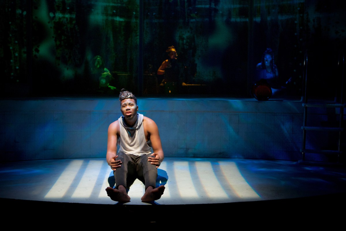 Tilly and the Whale: A Review of Tilikum at Sideshow Theatre Company